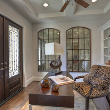 Traditional Home Office by Silvan Homes
