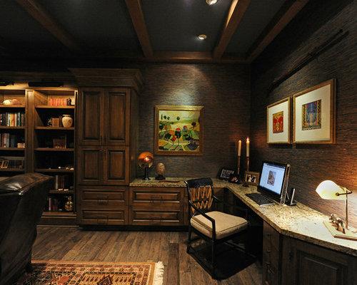off white corner curio cabinet