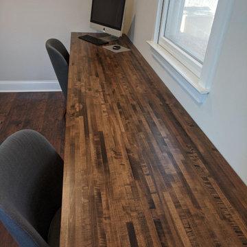 2nd level renovation- 4 bedrooms