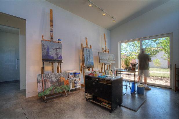 Moderno Studio by Wintersole Architecture