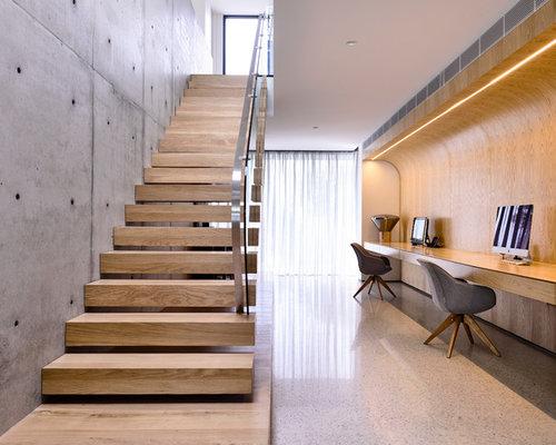 75 Modern Home Office Design Ideas - Stylish Modern Home Office ...
