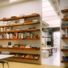 Industrial Home Office by 450 Architects, Inc.