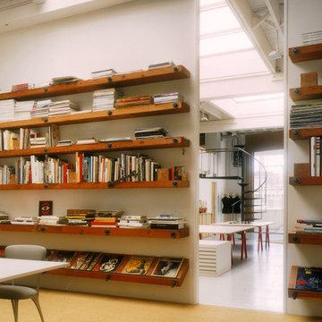 450 architects - 423 Tehama Live-Work
