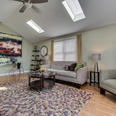 Traditional Home Office by Steele Consulting Group