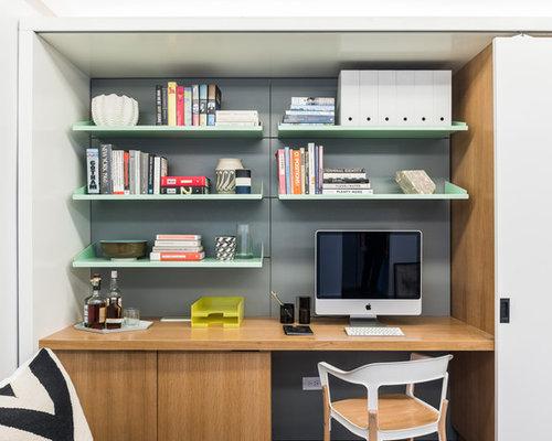 Elfa Home Office System Houzz