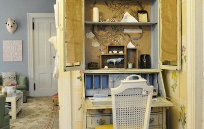 Houzz Tour: Creativity Captivates in a New Jersey Family Haven