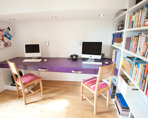 Shared office space home design ideas pictures remodel for Shared office space design
