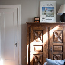 Eclectic Home Office by Emily McCall