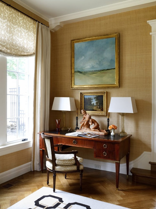 Faux Grasscloth Wallpaper Home Design Ideas Pictures