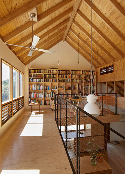 Country Home Office by Andrew Simpson Architects