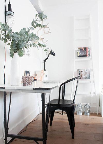 Éclectique Bureau à domicile by Louise de Miranda