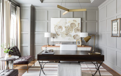 Trending Now: Ideas From the Top New Home Office Photos on Houzz