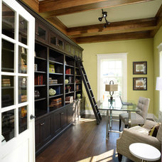 Home Office by Weaver Custom Homes