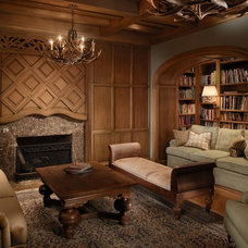 Traditional Home Office by Young & Burton, Inc.