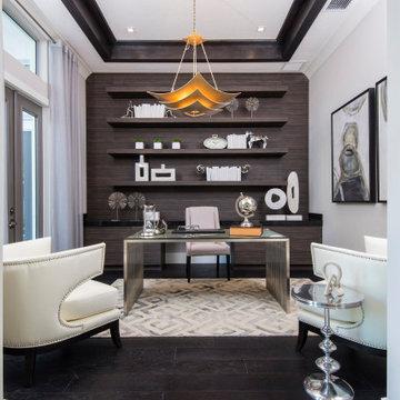 Alton - Edge B Model Home Office