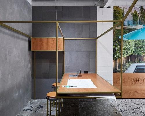 Concrete Buttress Wall Design : Stone buttress wall home studio design ideas renovations