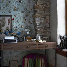 Eclectic Home Office Anthropologie Home