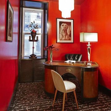 Antonio Banderas NYC Home