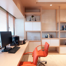 Modern Home Office by Architology