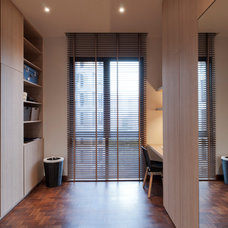 Contemporary Home Office by Architology