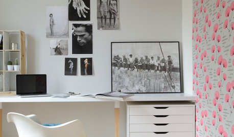 賃貸住宅でもOK! 白い壁を彩ってくれる、飾るモノ&飾り方10選