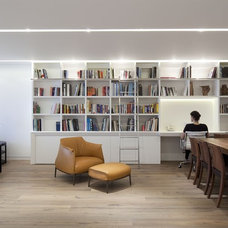 Modern Home Office by Gerstner