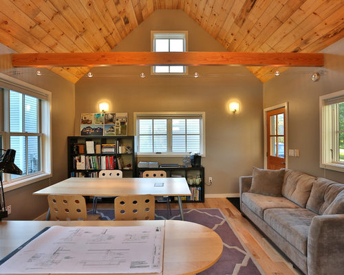 Knotty Pine Ceiling Houzz