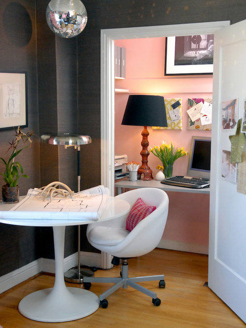 Enjoyable Closet Office Ideas Pictures Remodel And Decor Largest Home Design Picture Inspirations Pitcheantrous
