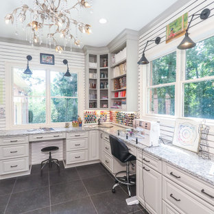 Art and Craft Studio and Laundry Room Remodel