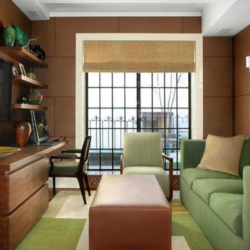 Art Deco Penthouse Pied-a-Terre