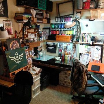 Art Studio and Office