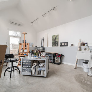 Art Studio Room Addition in Dekalb
