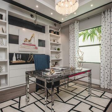 Artistry Palm Beach - Raphael Model Home Office