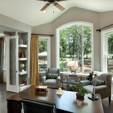 Traditional Home Office by Arthur Rutenberg Homes