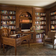 Traditional Home Office by Access Decor