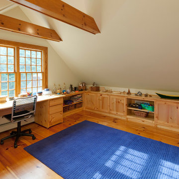 Attic for Living In