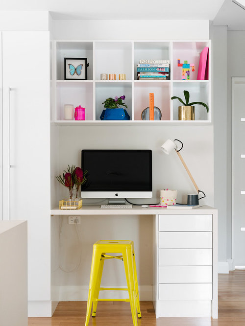 Home office design ideas renovations photos for Office design houzz