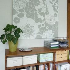 Modern Home Office Aya Ishihara