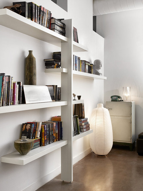 Lack shelves houzz for Mensole ikea lack