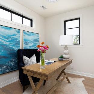 Idéer för att renovera ett maritimt arbetsrum