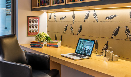 5 Ingredients for a Home Office That Works