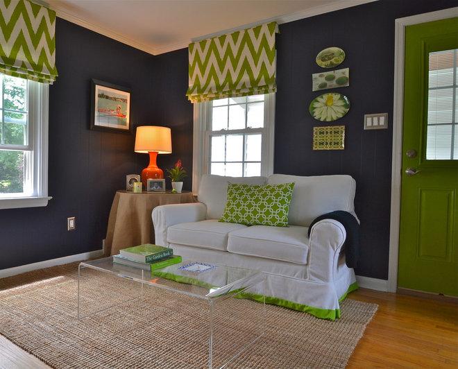 Modern Home Office by Priscilla Fenlin Interiors