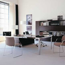 Modern Home Office by bebitalia.it