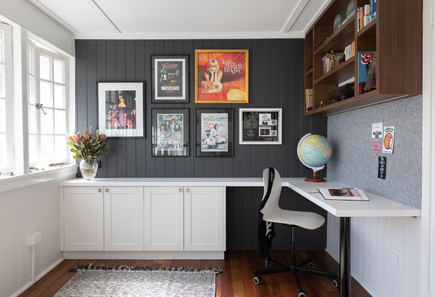 Transitional Home Office by Designtank