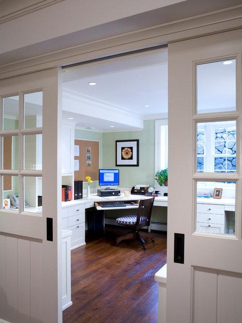 Basement Home Office Houzz