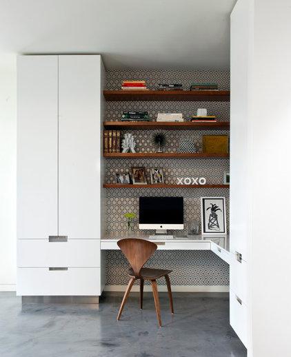 Trouvez le coin id al pour am nager un petit espace bureau for Idee bureau petit espace