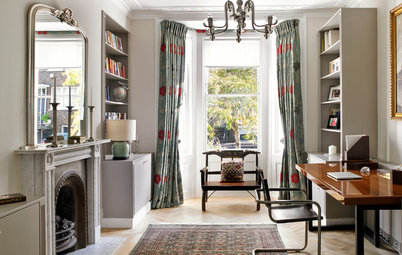 Houzz Tour: A Victorian House With a Basement Conversion in Bayswater