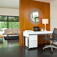 Modern Home Office by BDI Furniture
