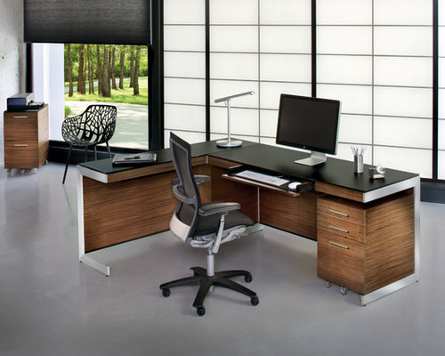 cool office furniture. Minimalist Freestanding Desk Home Office Photo In DC Metro Cool Furniture T