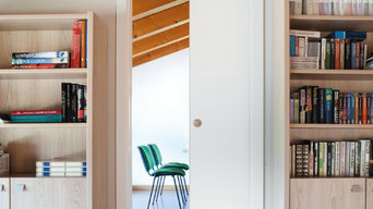 Be Inspired - Some Great Interiors with Eclisse Pocket Door
